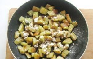 Баклажаны в сливочном соусе - 0