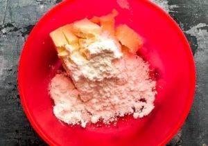 Песочное печенье из кукурузной муки - 0