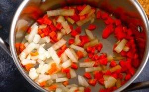 Суп с сыром косичка - 0