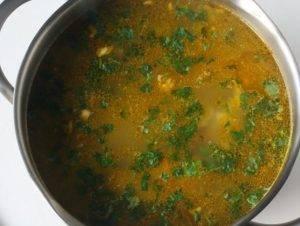 Суп из кролика с картошкой и вермишелью - 2