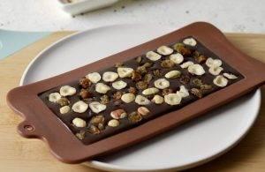 Домашний горький шоколад - 1