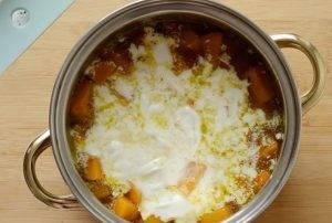 Тыквенный суп в тайском стиле - 1