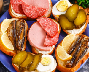 Советские бутерброды - 1