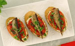 Бутерброды для фуршета - 0