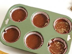 Шоколадные кексы без муки - 1