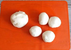 Шаньги с сыром и яйцом - 3