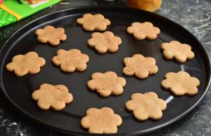 Имбирное печенье без глютена - 3
