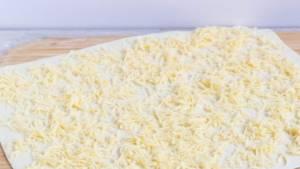 Слойки с сыром на 14 февраля - 0