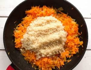 Рыба с рисом и овощами в духовке - 0