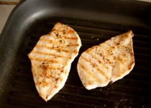 Сэндвич с курицей и беконом - 1