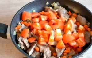 Гречка с телятиной в духовке - 1